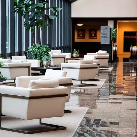 Recepción y atención al cliente  en alojamientos hoteleros