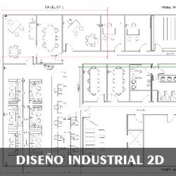 Diseño Industrial: Dibujo en 2D