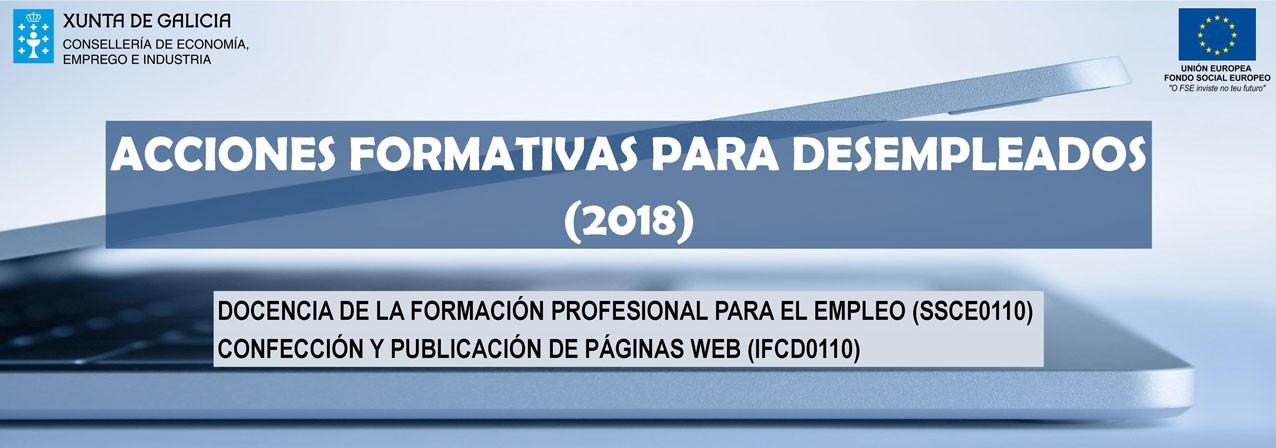 Formacion desempleados AFD 2017/18
